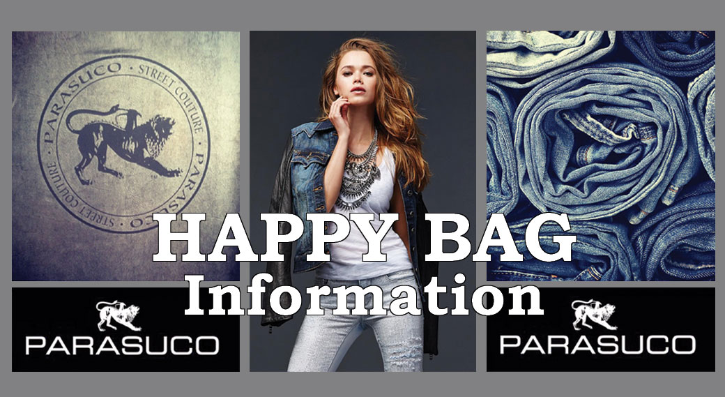 Happy Bag Web用