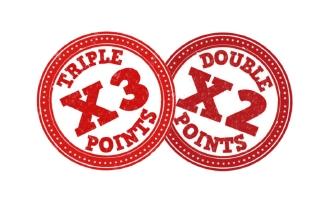 Doubl & Tripl Point